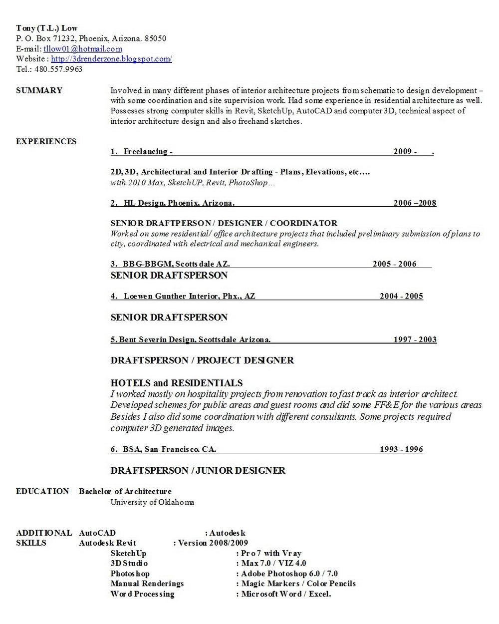 Completely Free Resume Builder Download