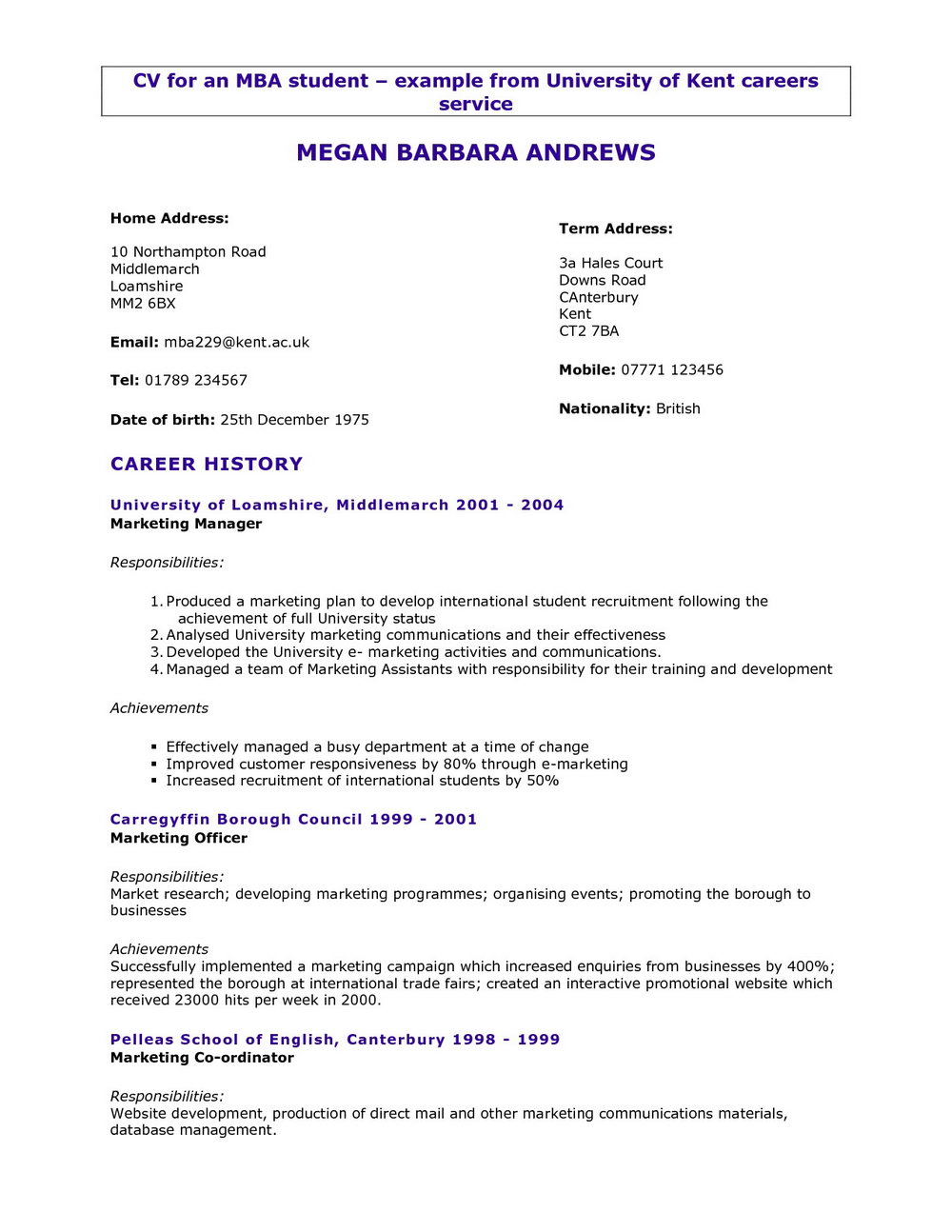 Resume Maker Professional Free Trial