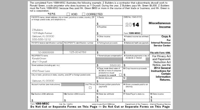 1099 Forms For Quickbooks Staples