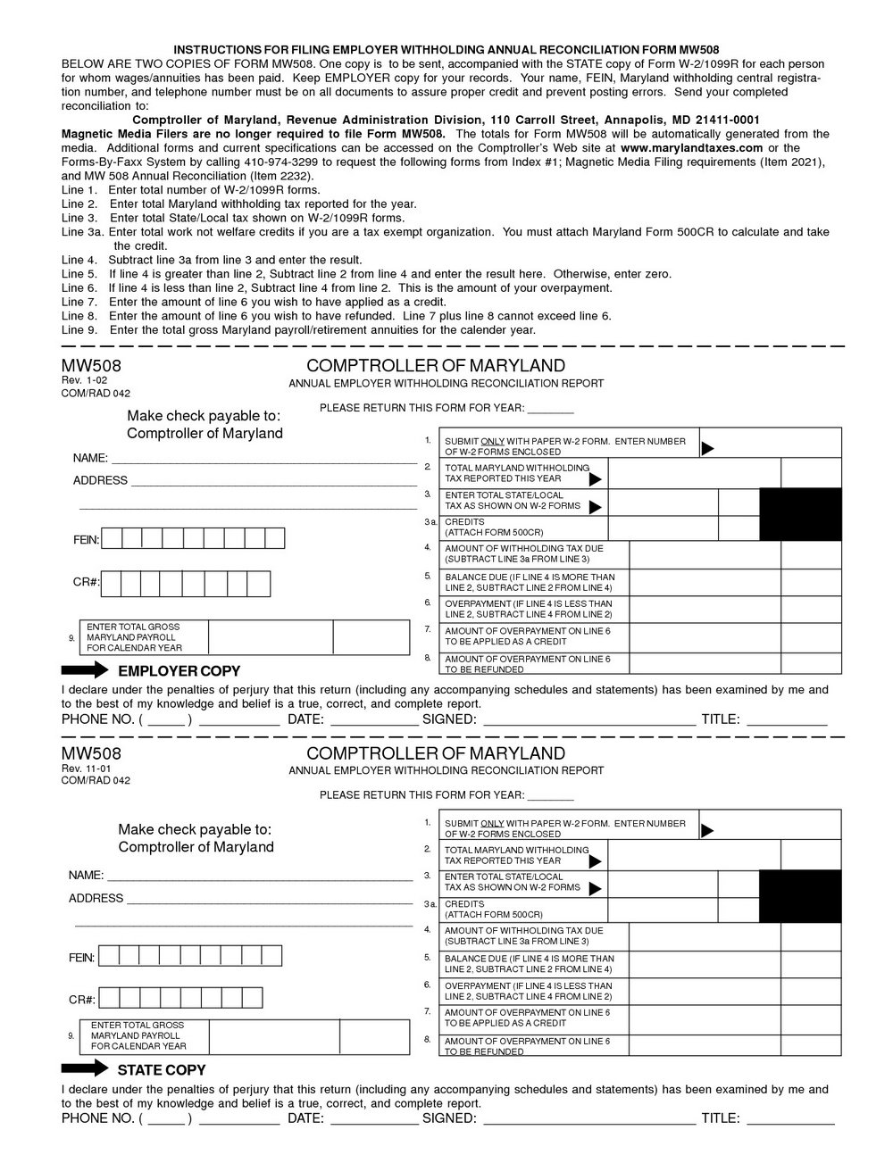 Blank 1099 Forms For Quickbooks