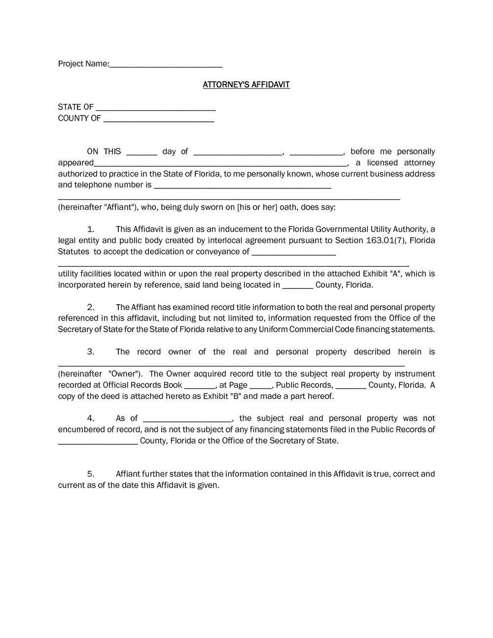 Blank Affidavit Form Nsw - Forms #4796 | Resume Examples