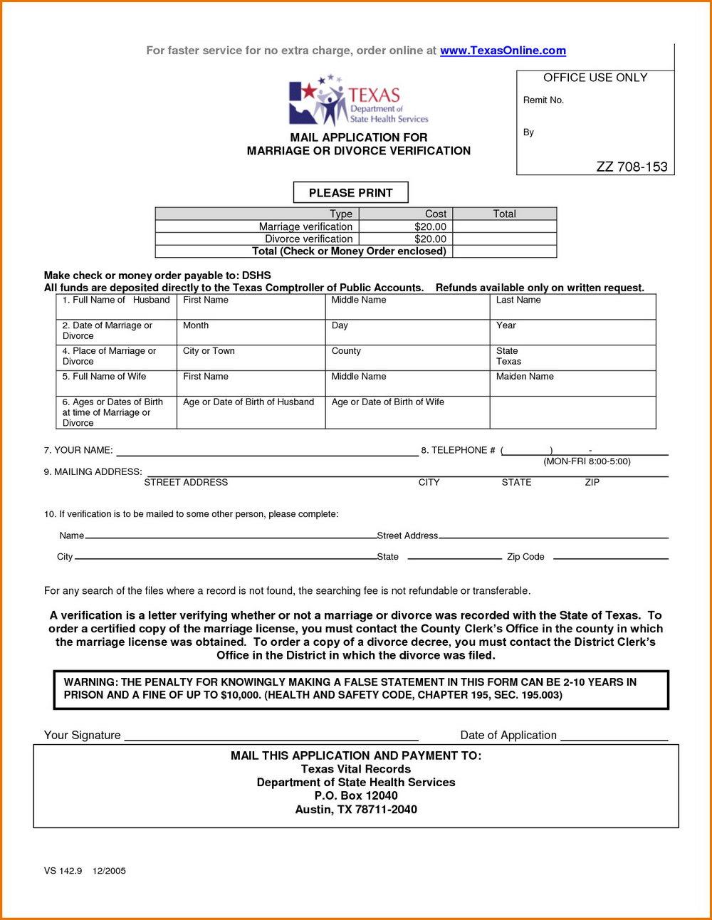 Indiana Divorce Forms In.gov
