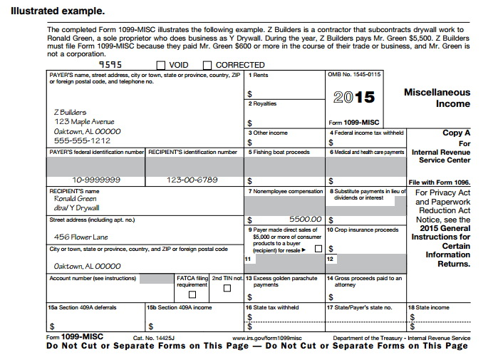 Irs 1099 Forms Order