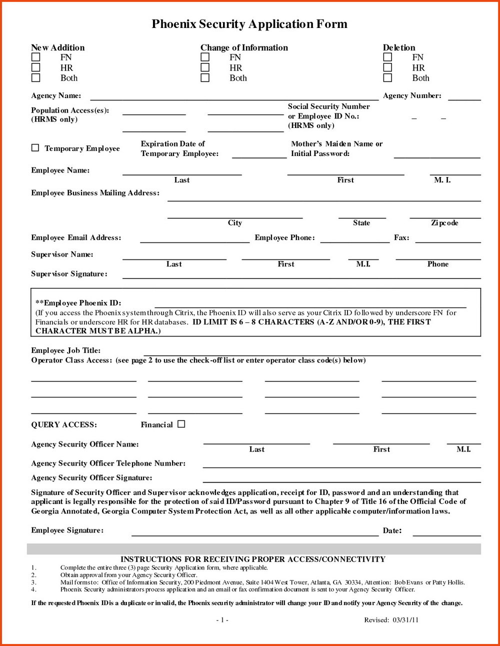 Ssi Application Form Online