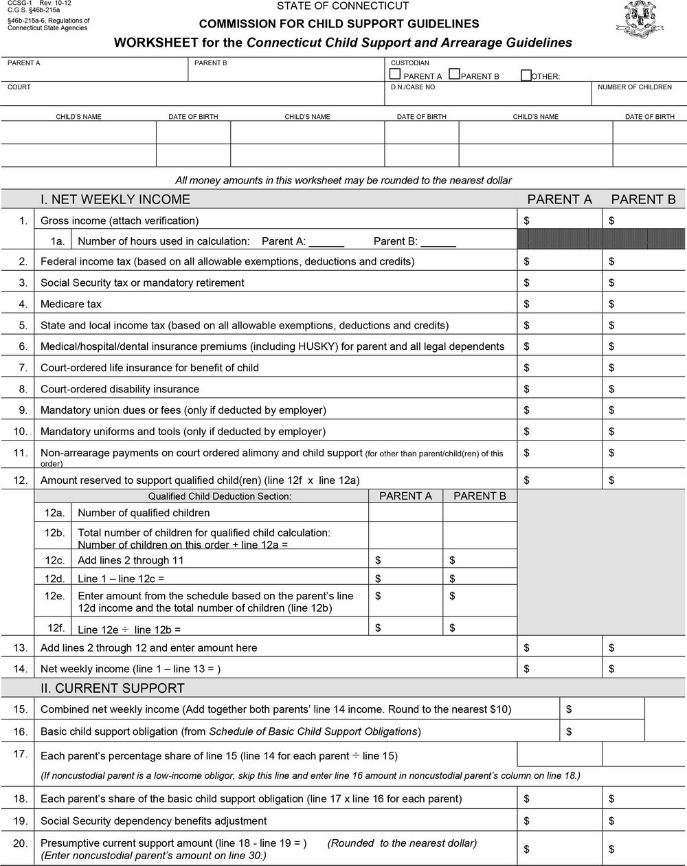 Ssa Gov Forms
