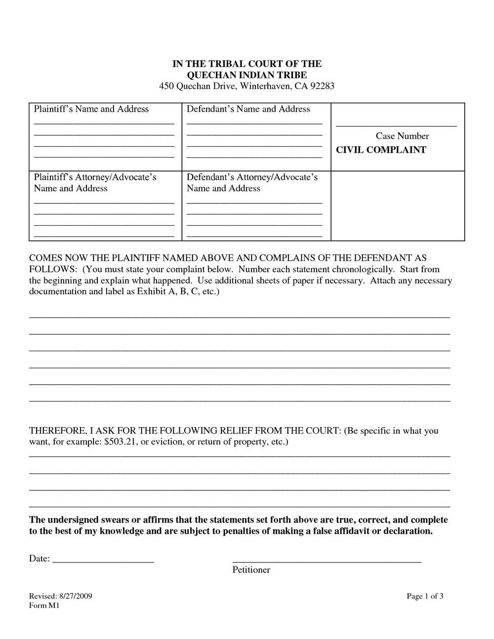 North Carolina Divorce Forms Mecklenburg County