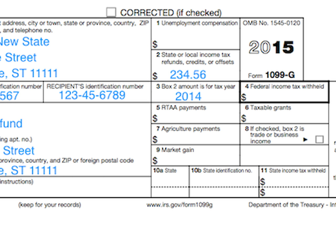 Free 1099 Misc Form 2015