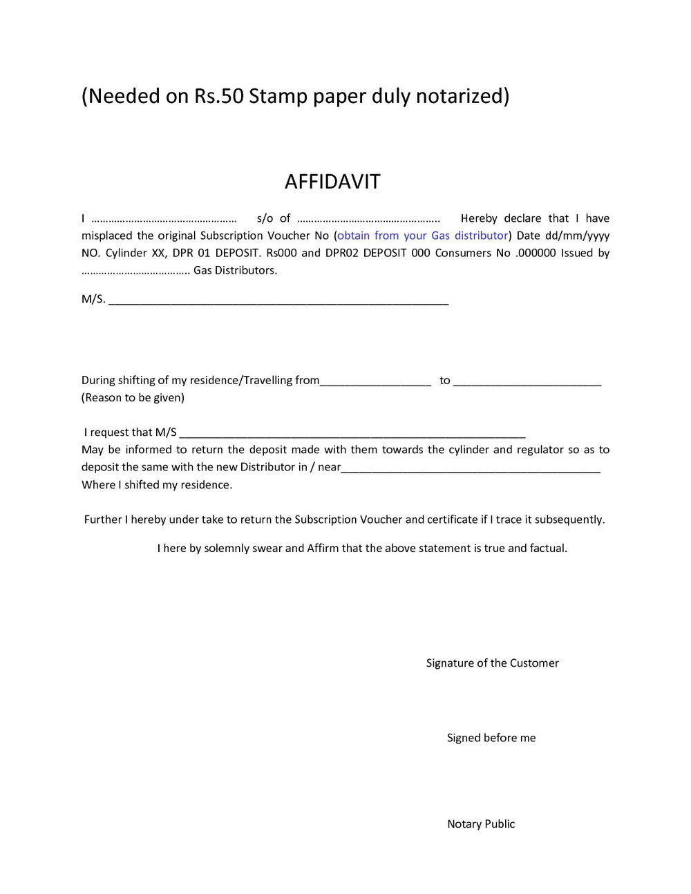 Affidavit Of Death And Heirship Form Oklahoma