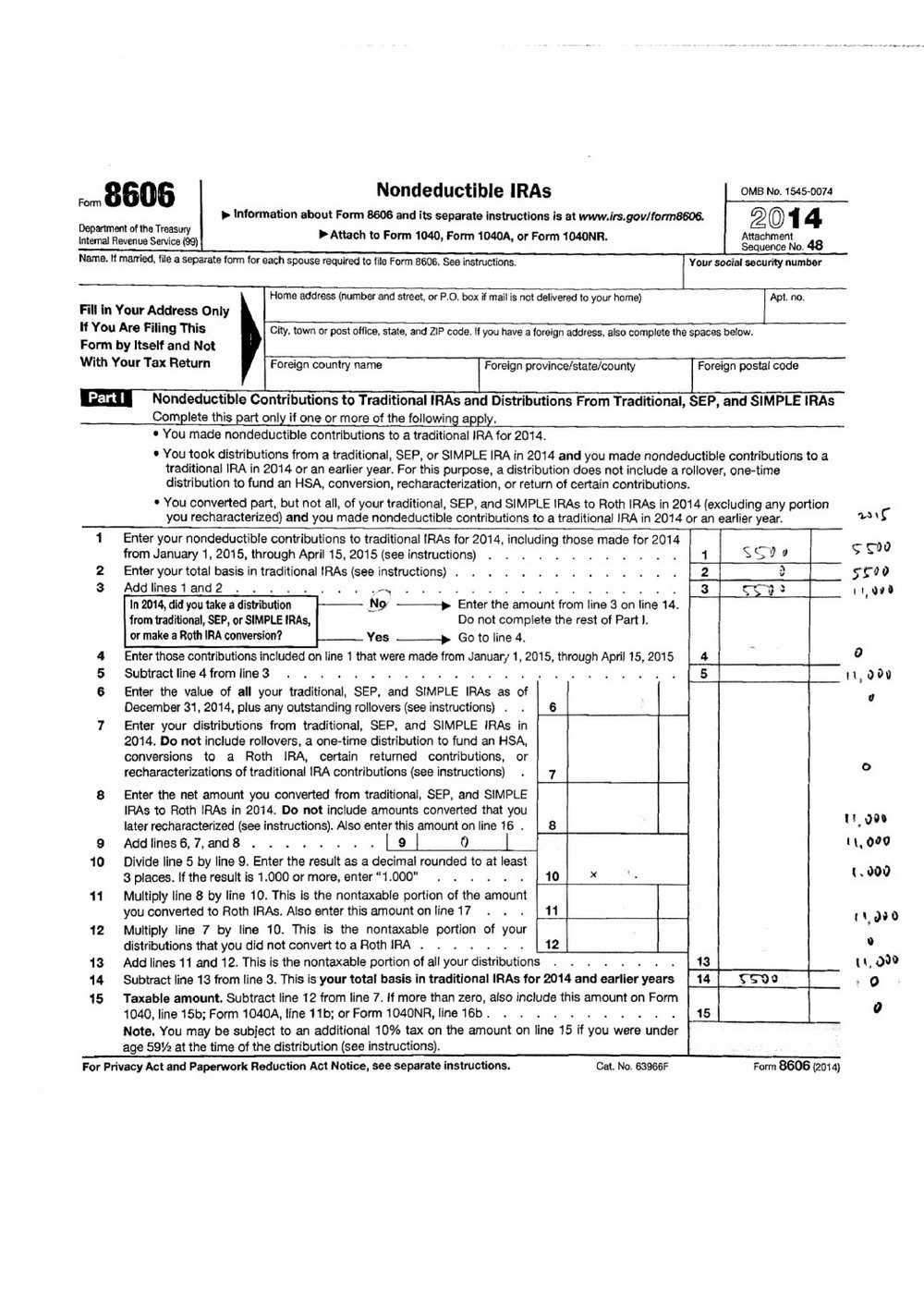 1096 Transmittal Form Irs