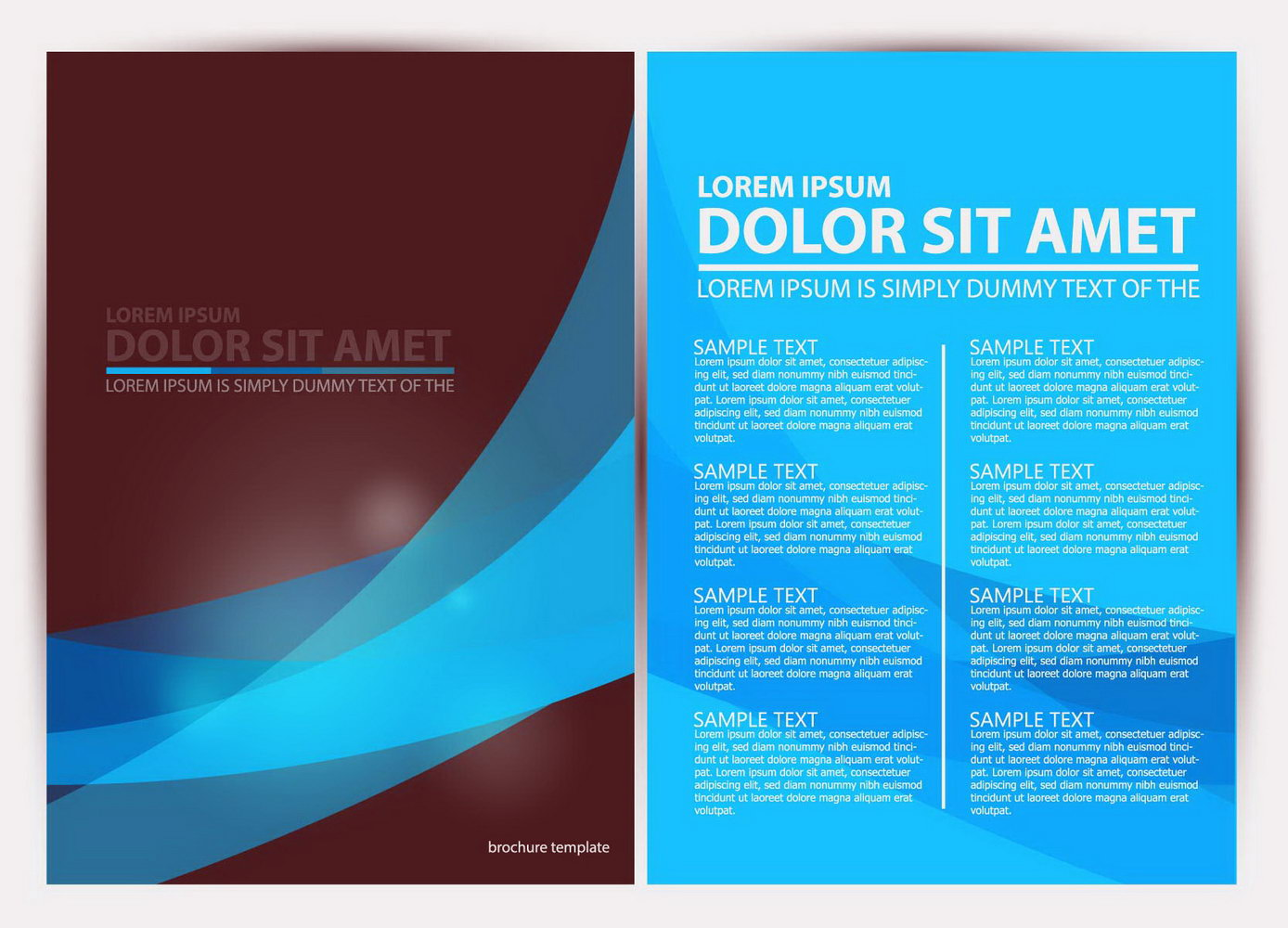 Brochure Design Templates Free Download Psd