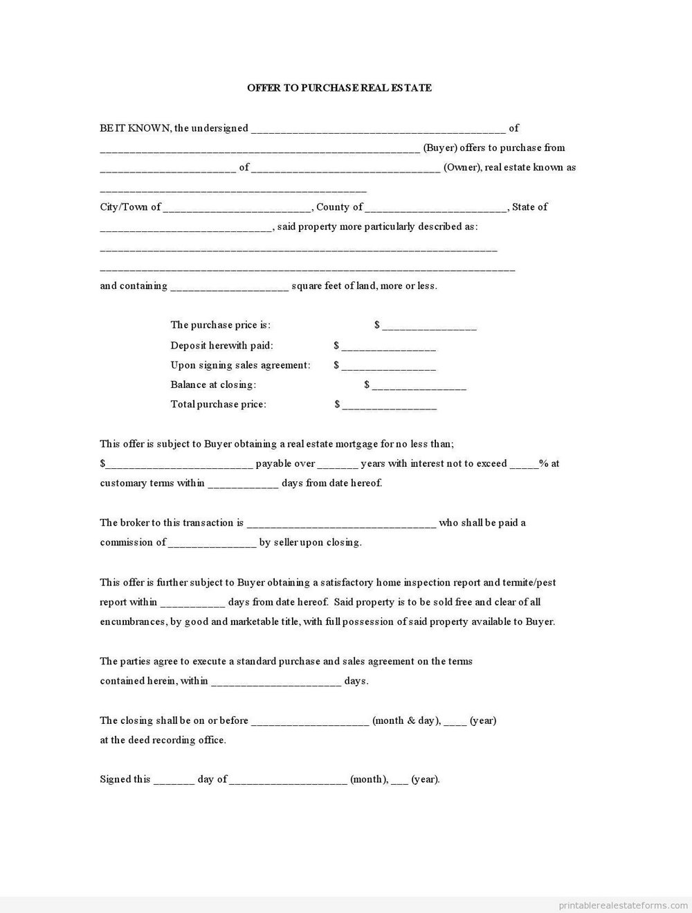 Counter Affidavit Sample Form