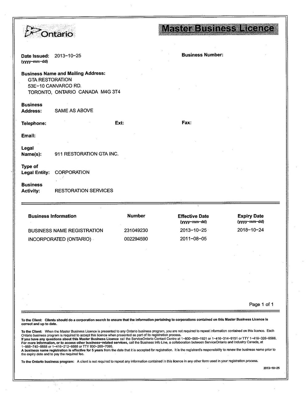 Fictitious Business Name Statement Form Ventura County
