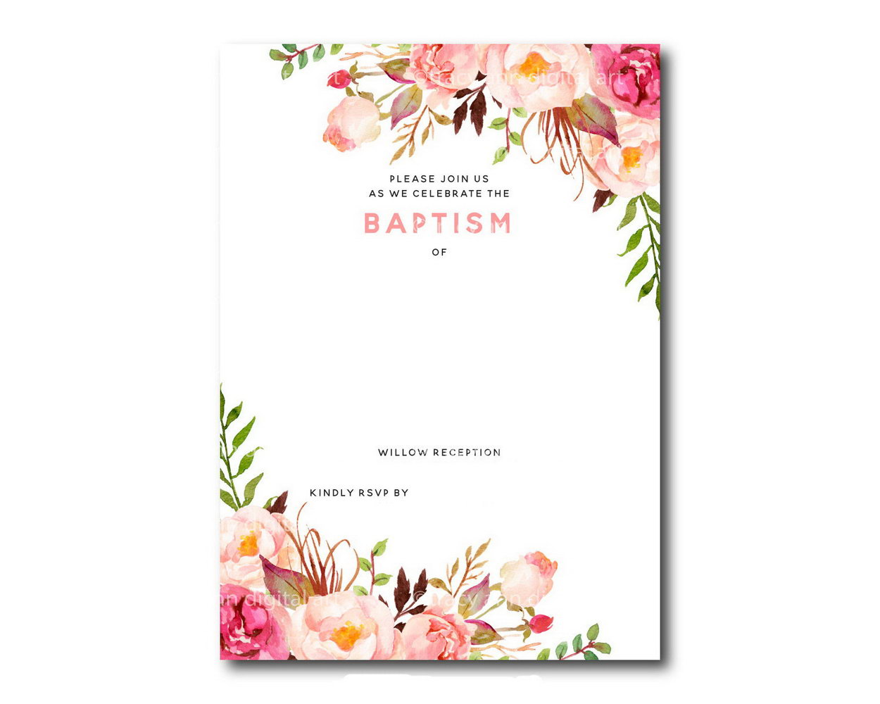 Free Bridal Shower Invitation Templates Downloads