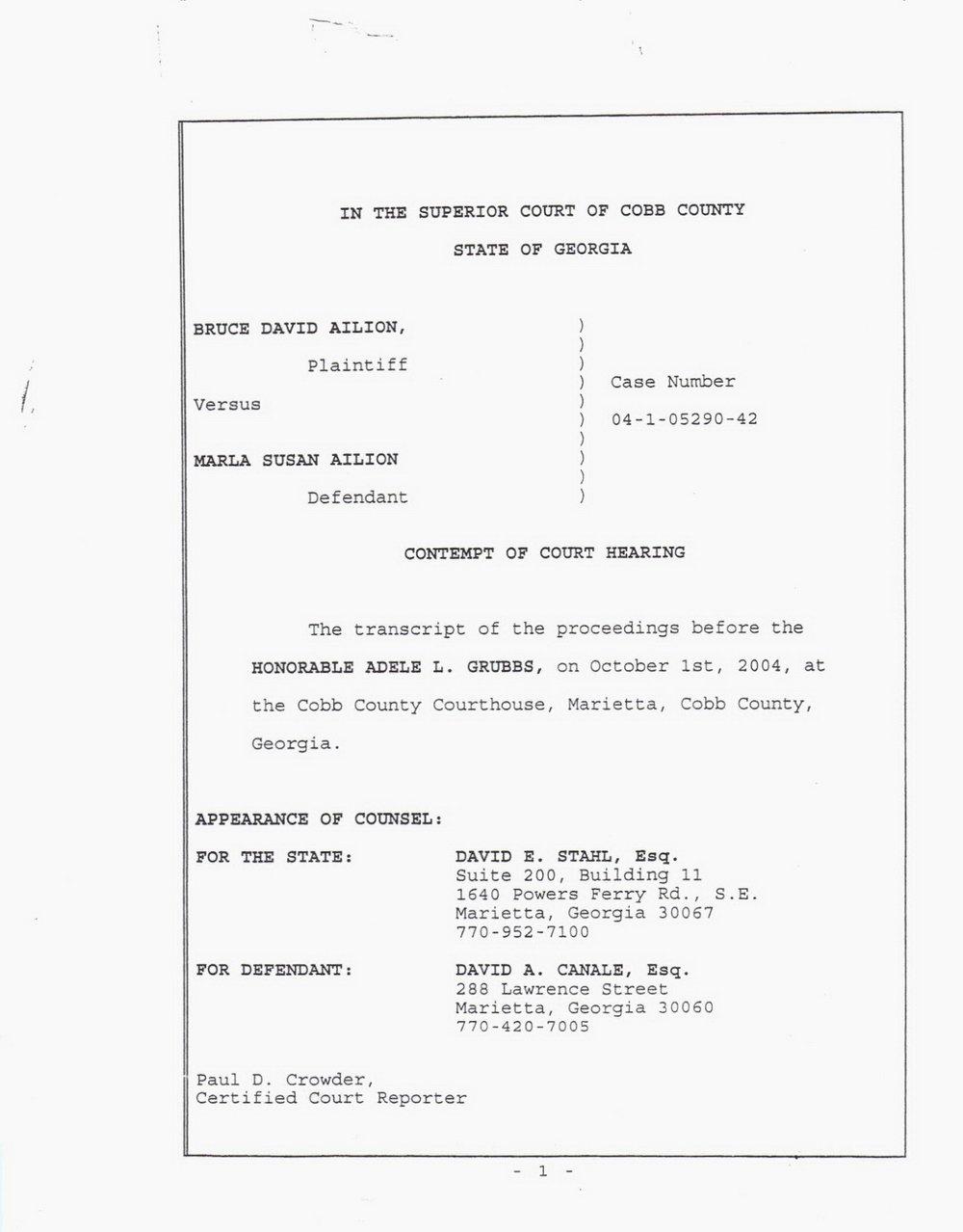 Fulton County Ga Divorce Forms