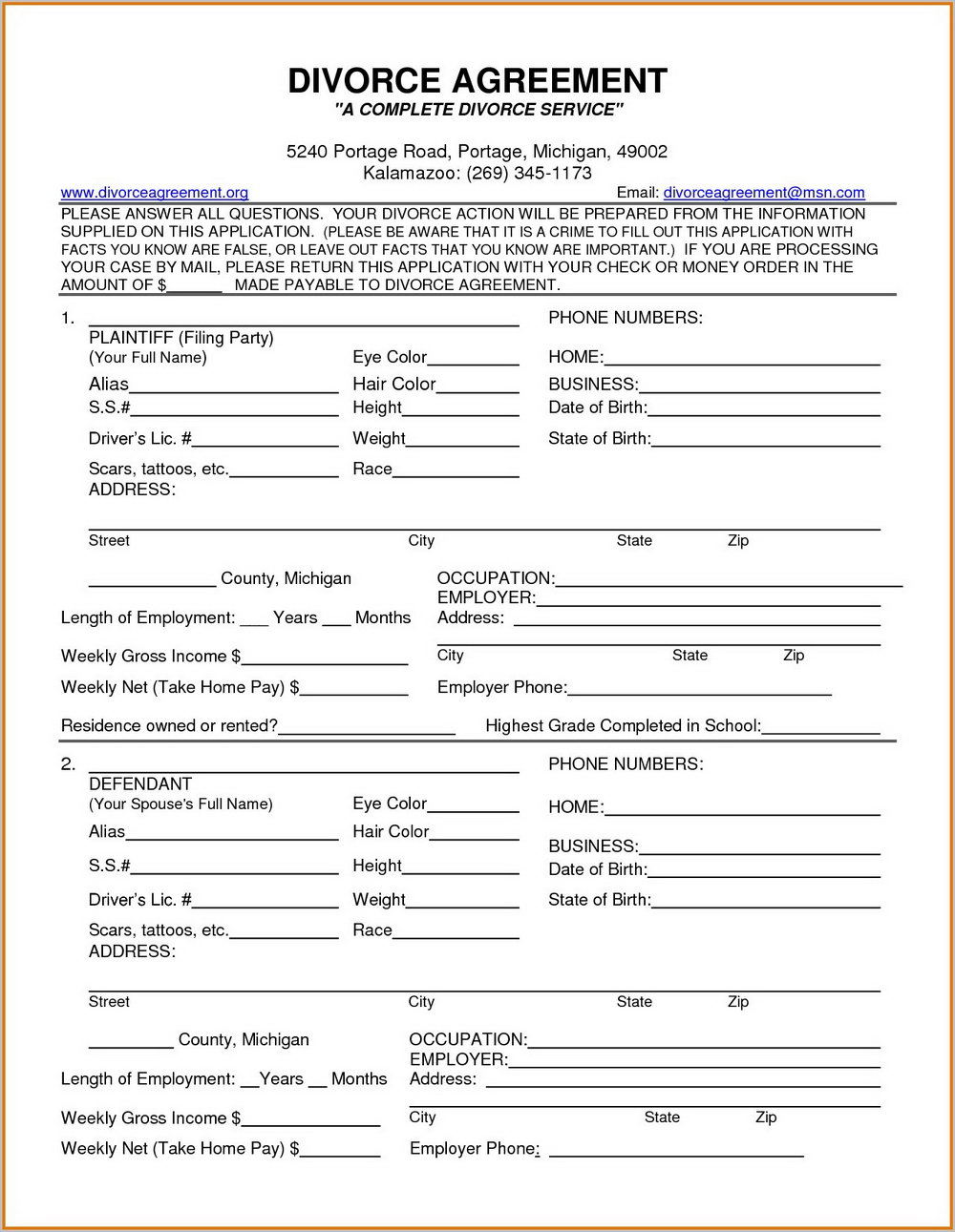 Guardianship Forms Mn