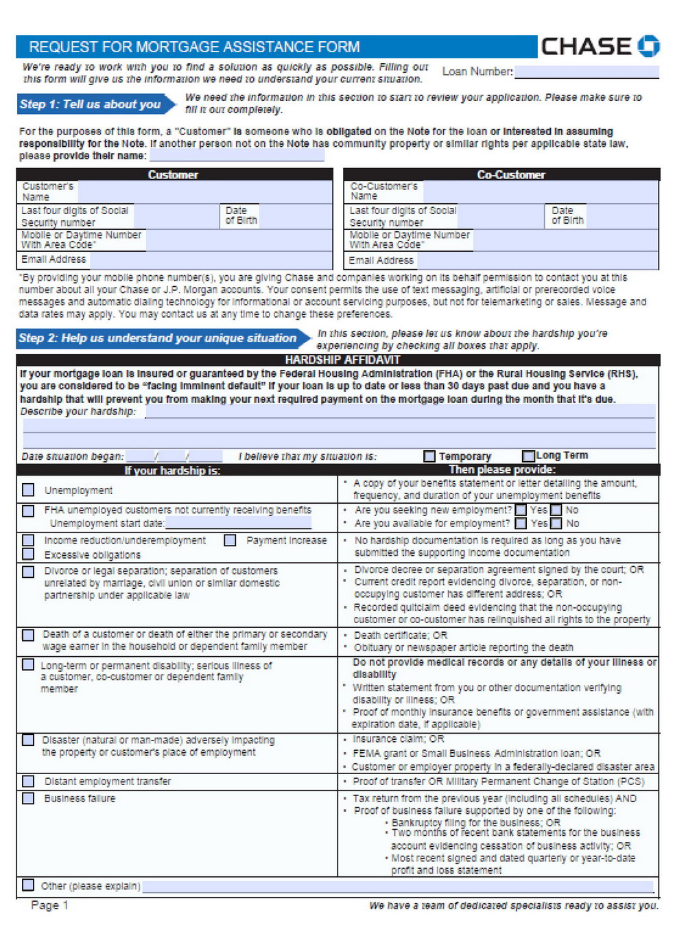Harp Application Form Usmc