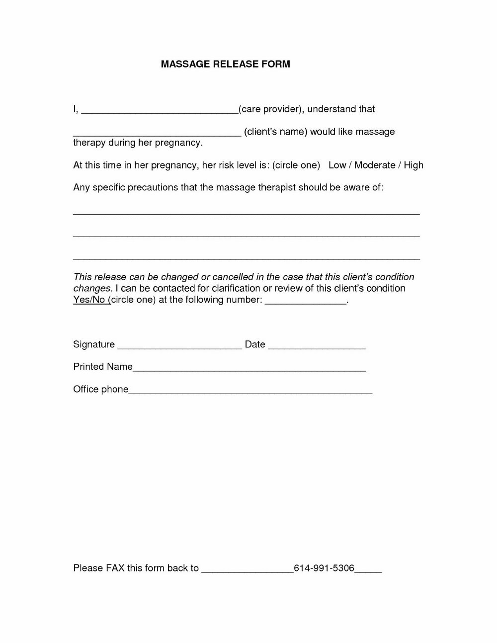Hipaa Agreement Form For Students