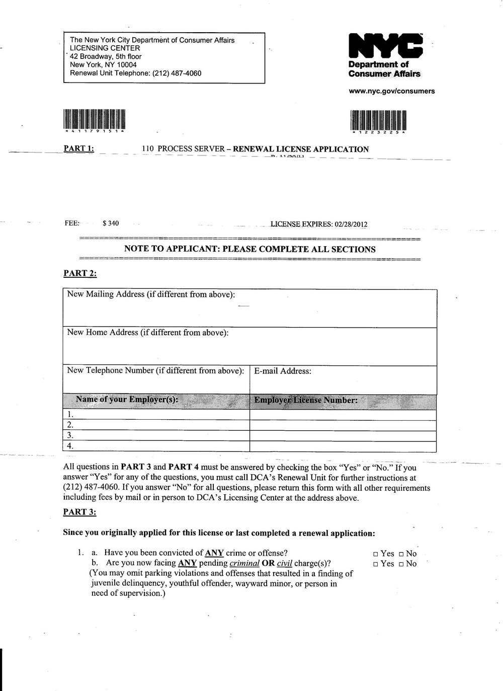 Nys Separation Agreement Forms Free