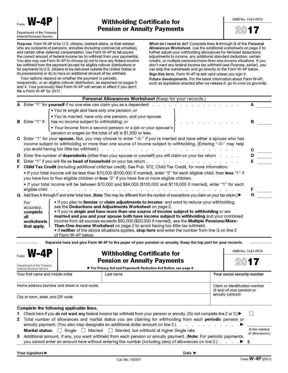 Tax Form Helper 2017