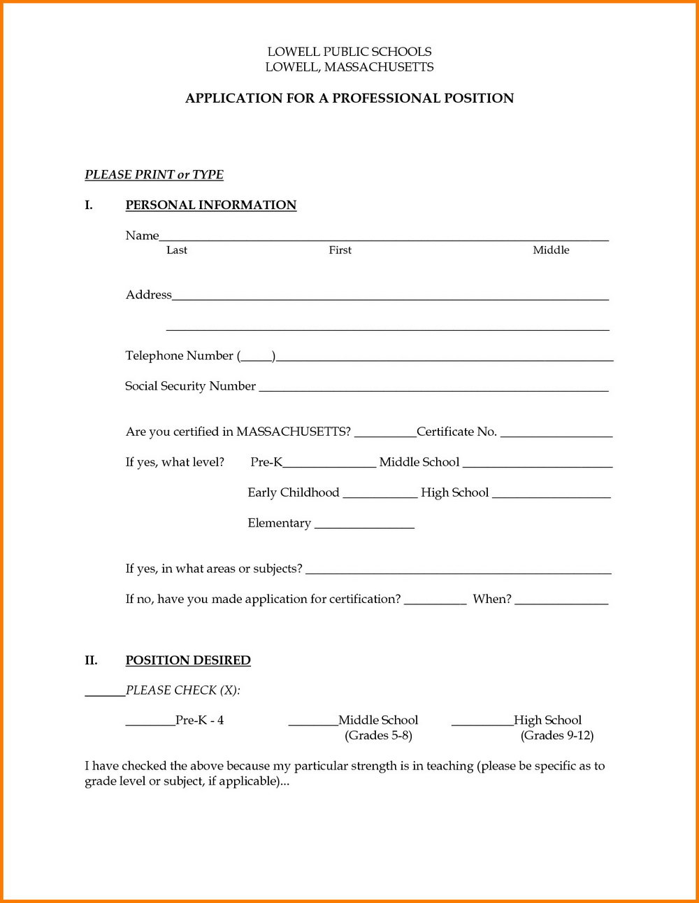 Uk Affidavit Template Free