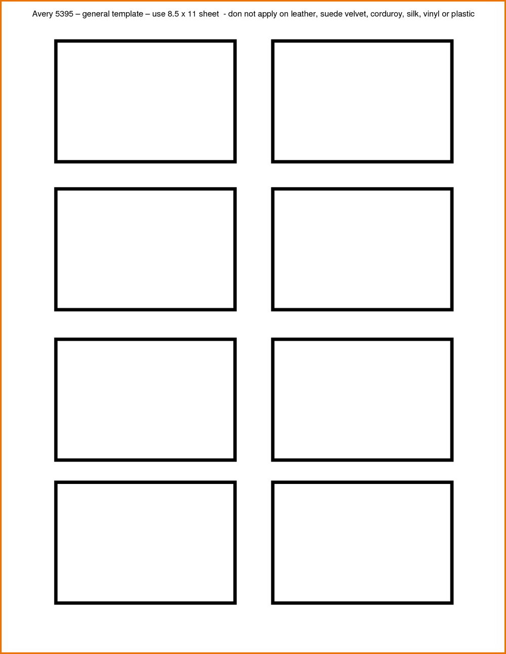 Avery Name Tag Template