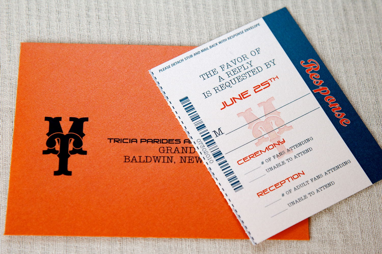 Baseball Ticket Template Free
