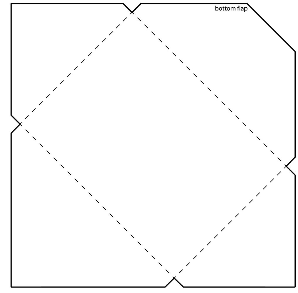 Envelope Printing Template