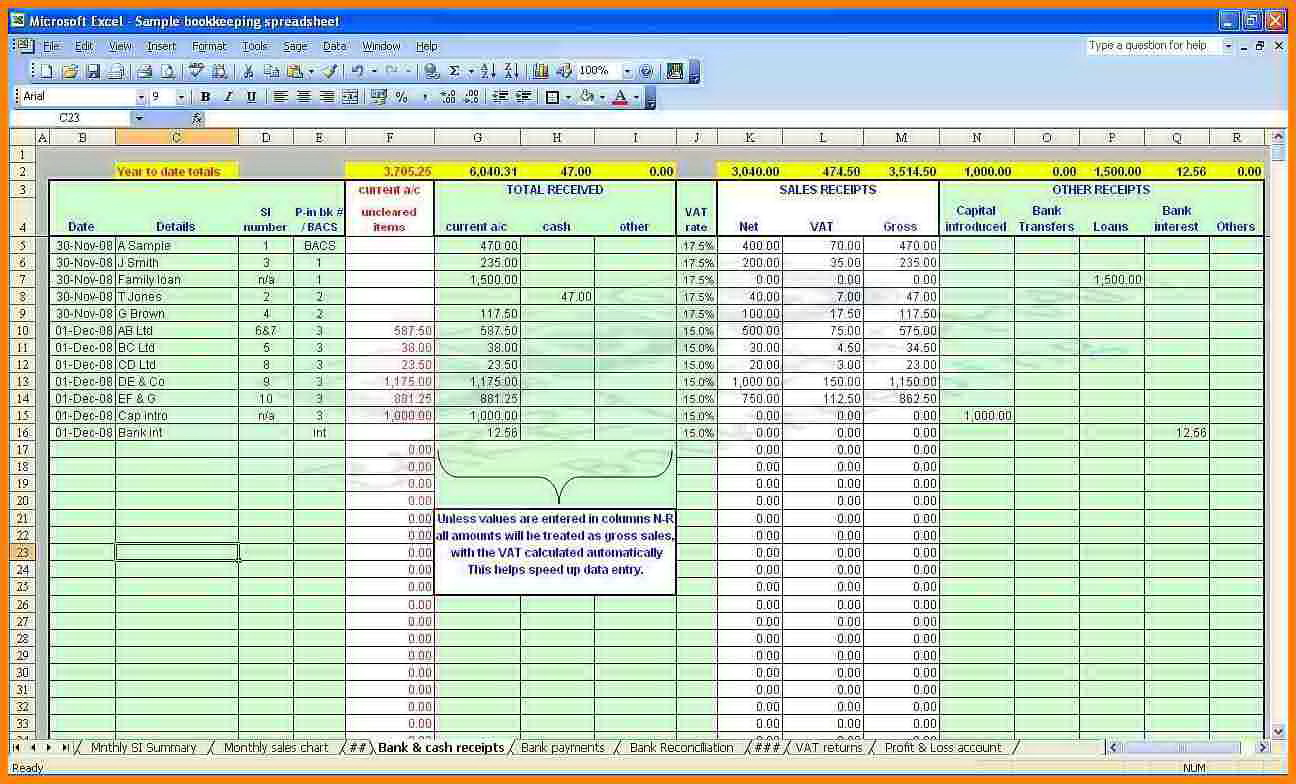 Excel Pay Stub Template