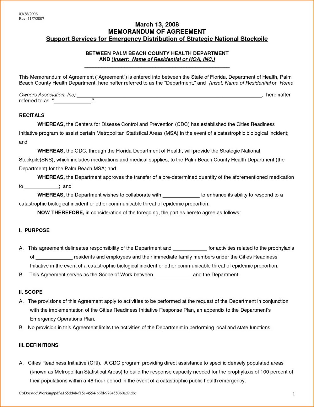 Free Commercial Lease Agreement Template Download