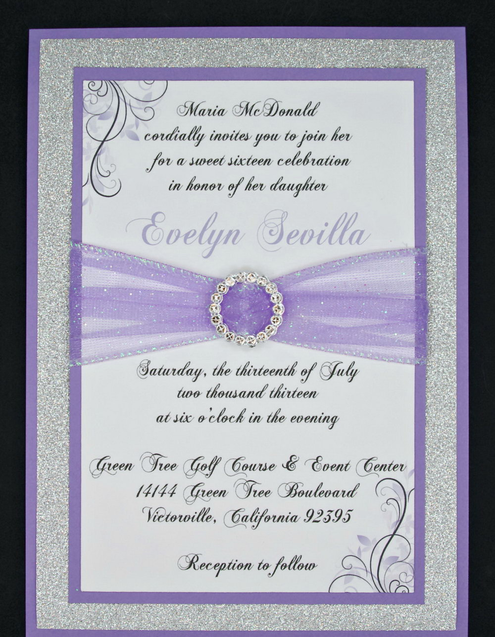 picture relating to Printable Quinceanera Invitations known as Quinceanera Invitation Templates Totally free - Templates #MTc1MDQ