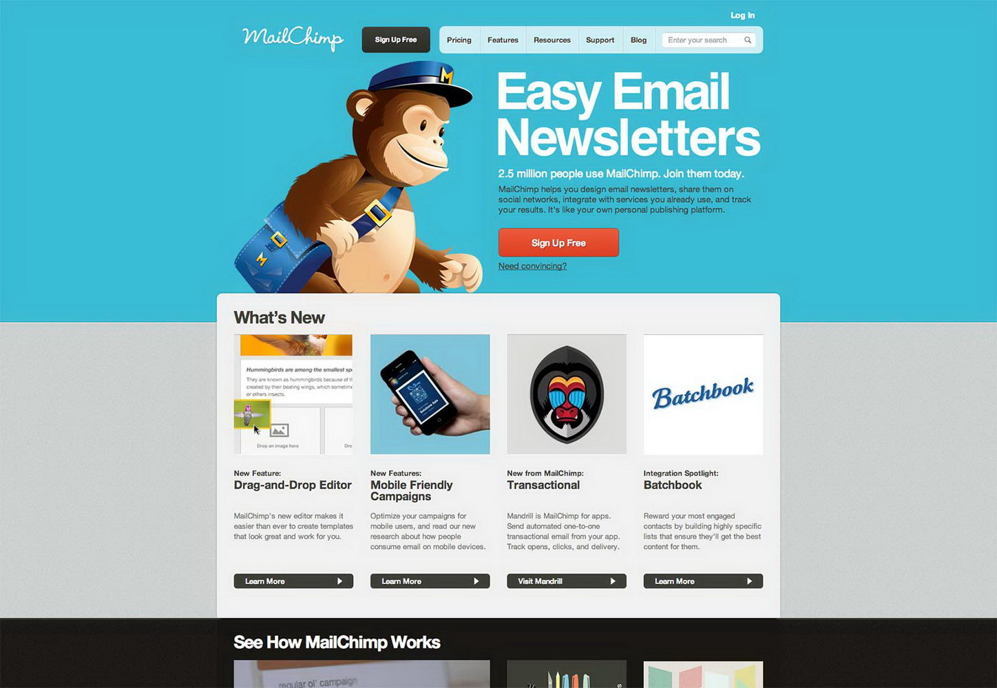 Mailchimp Church Newsletter Templates
