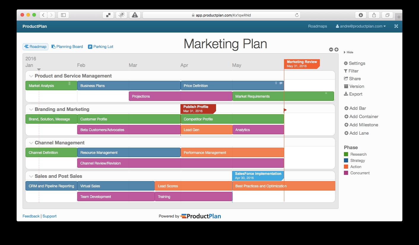 Online Marketing Proposal Template