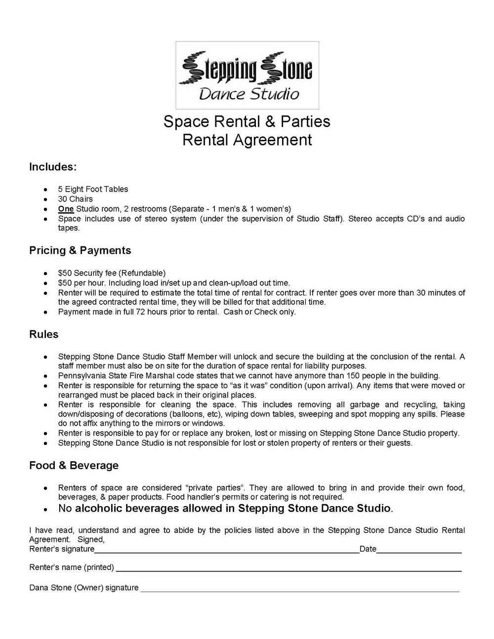 Equipment Rental Agreement Template Bc Templates 54379