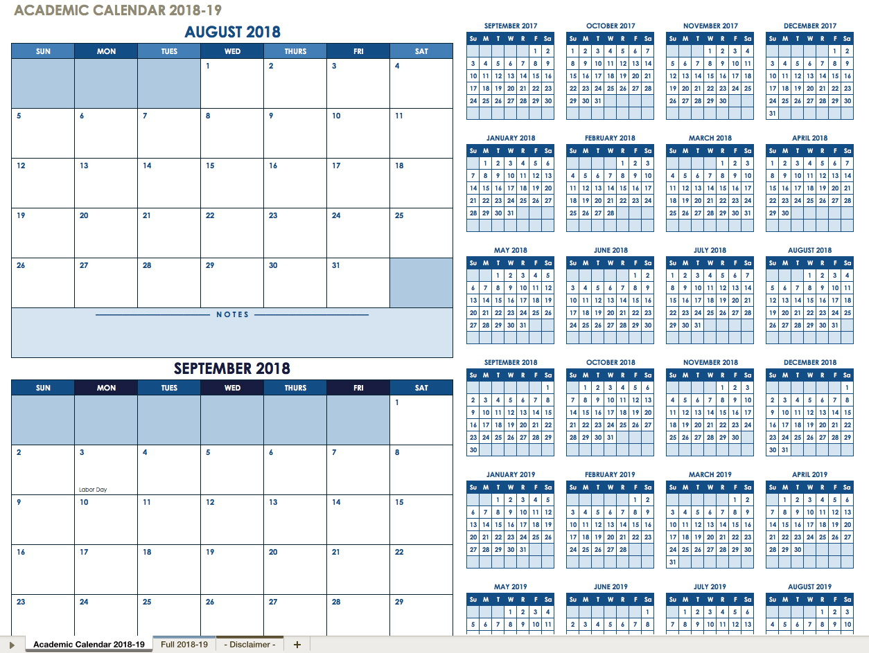 Rotating Overtime Schedule Template