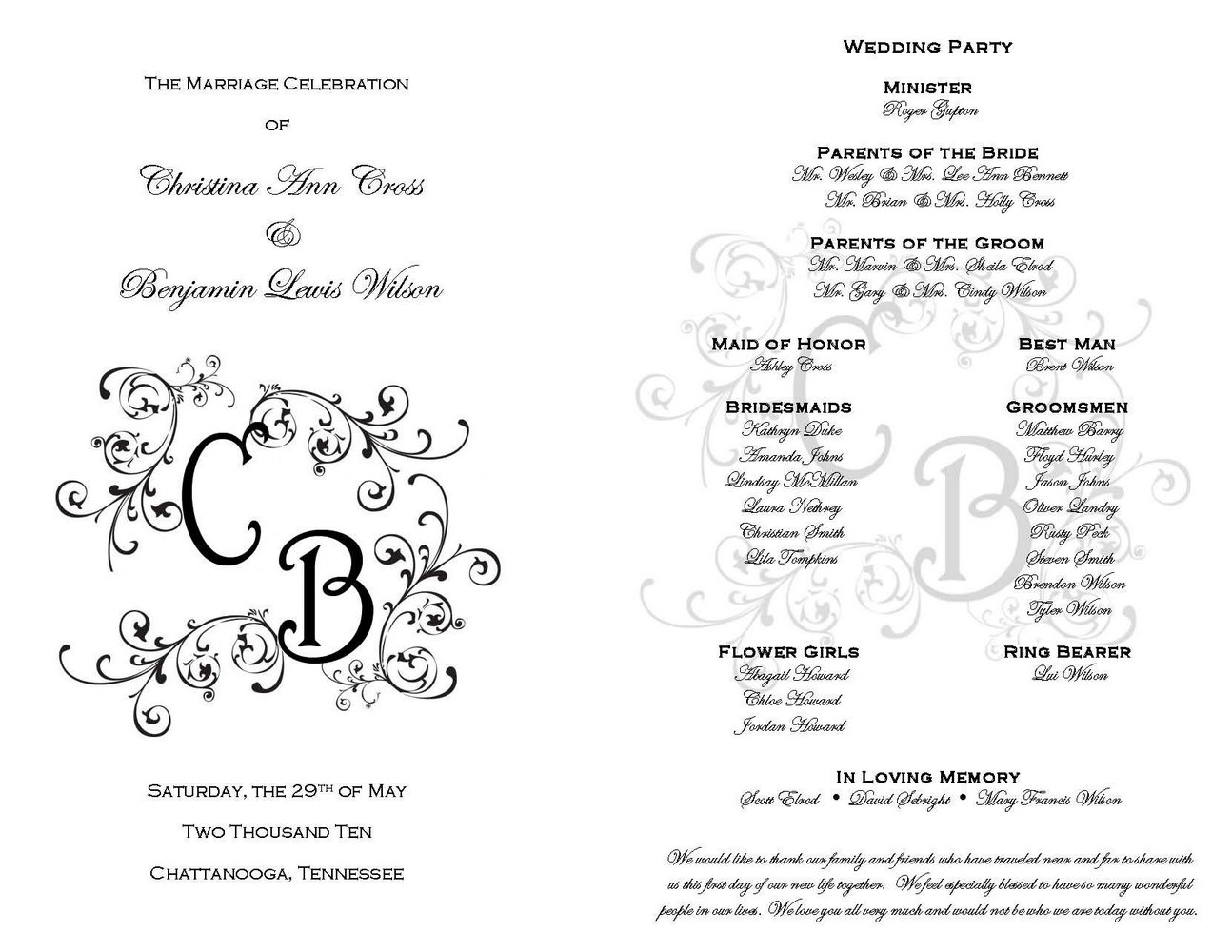 Table Layout Wedding Reception Templates