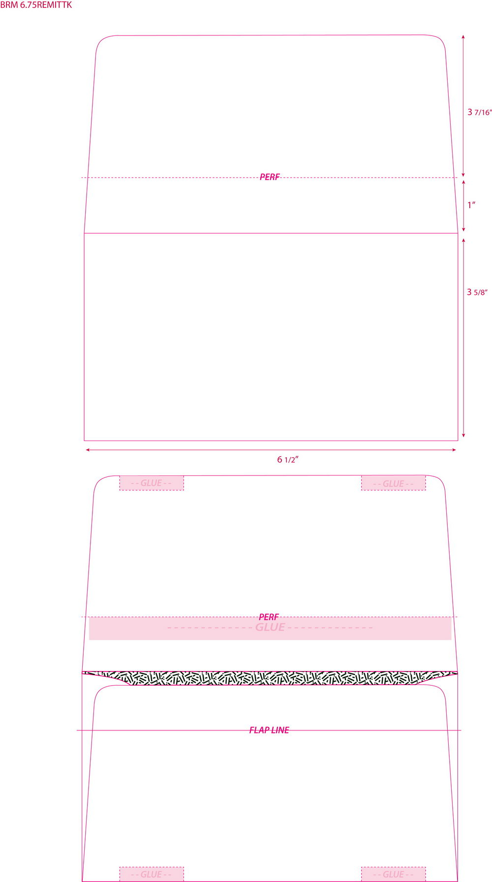 Donation Envelope Template Indesign