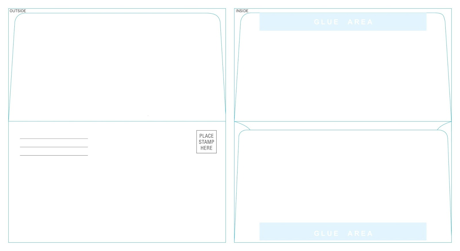 Donation Envelope Template Word