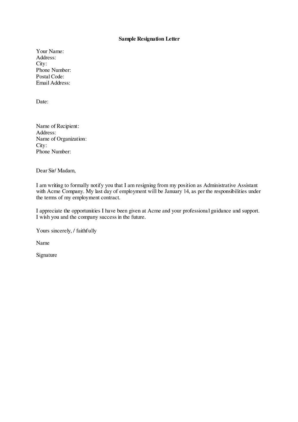 Free Resume Templates Microsoft Office