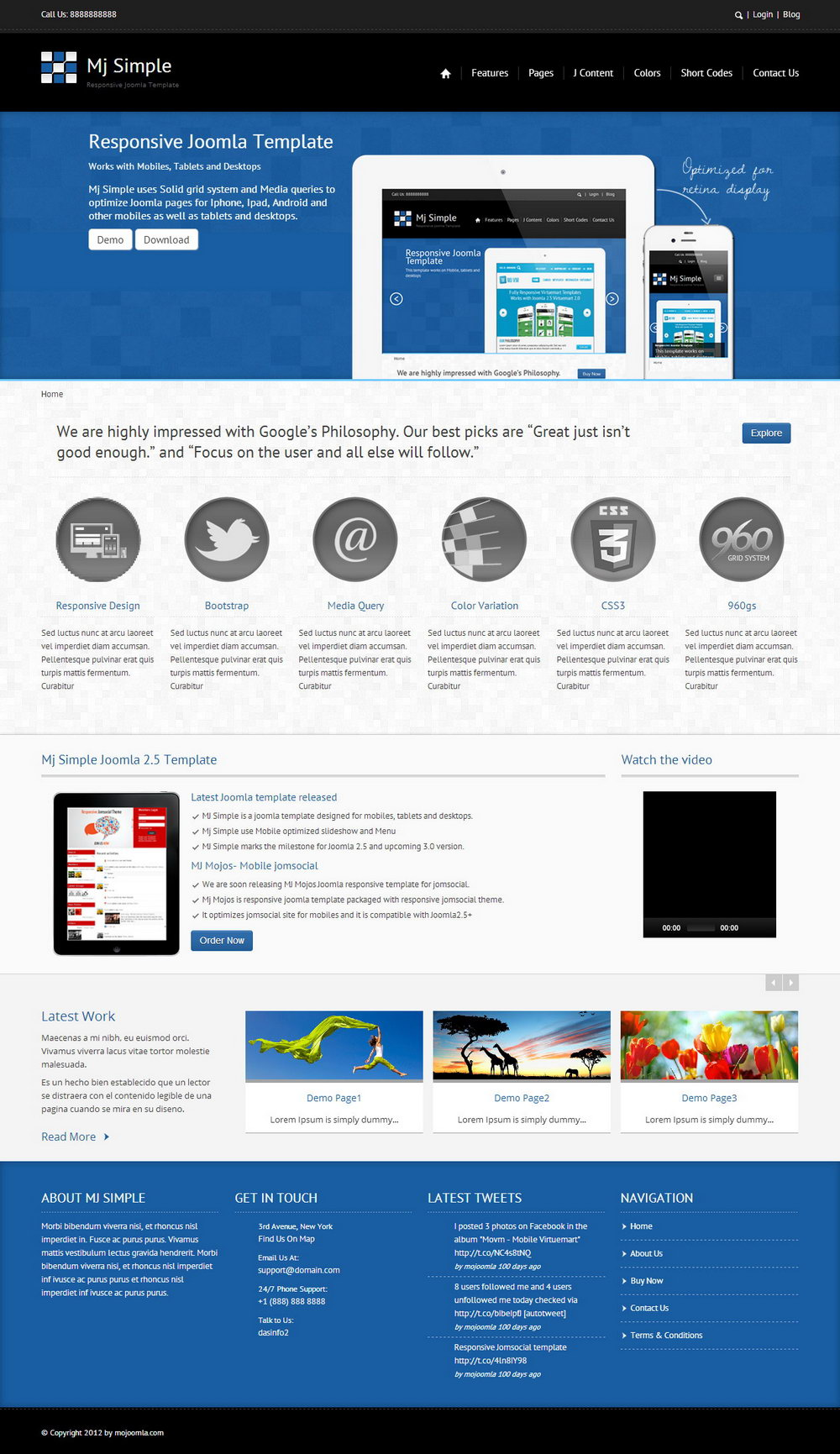 Volusion Mobile Responsive Template - Templates #146106 Resu