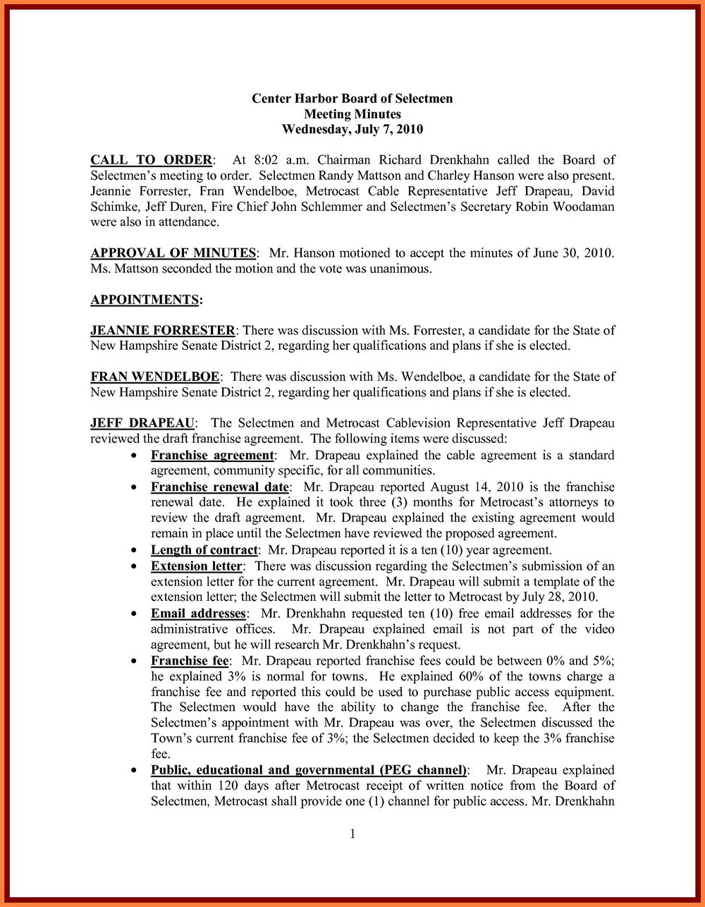 Printable Lease Agreement Template Word