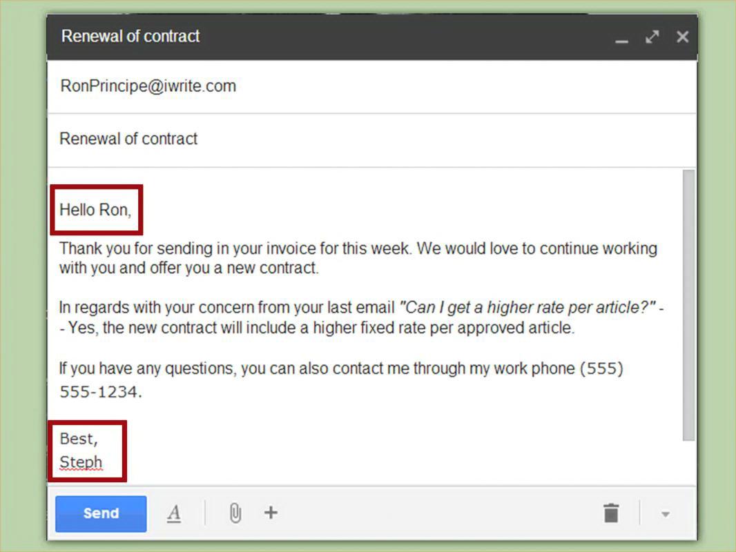 Professional Email Signature Templates Free