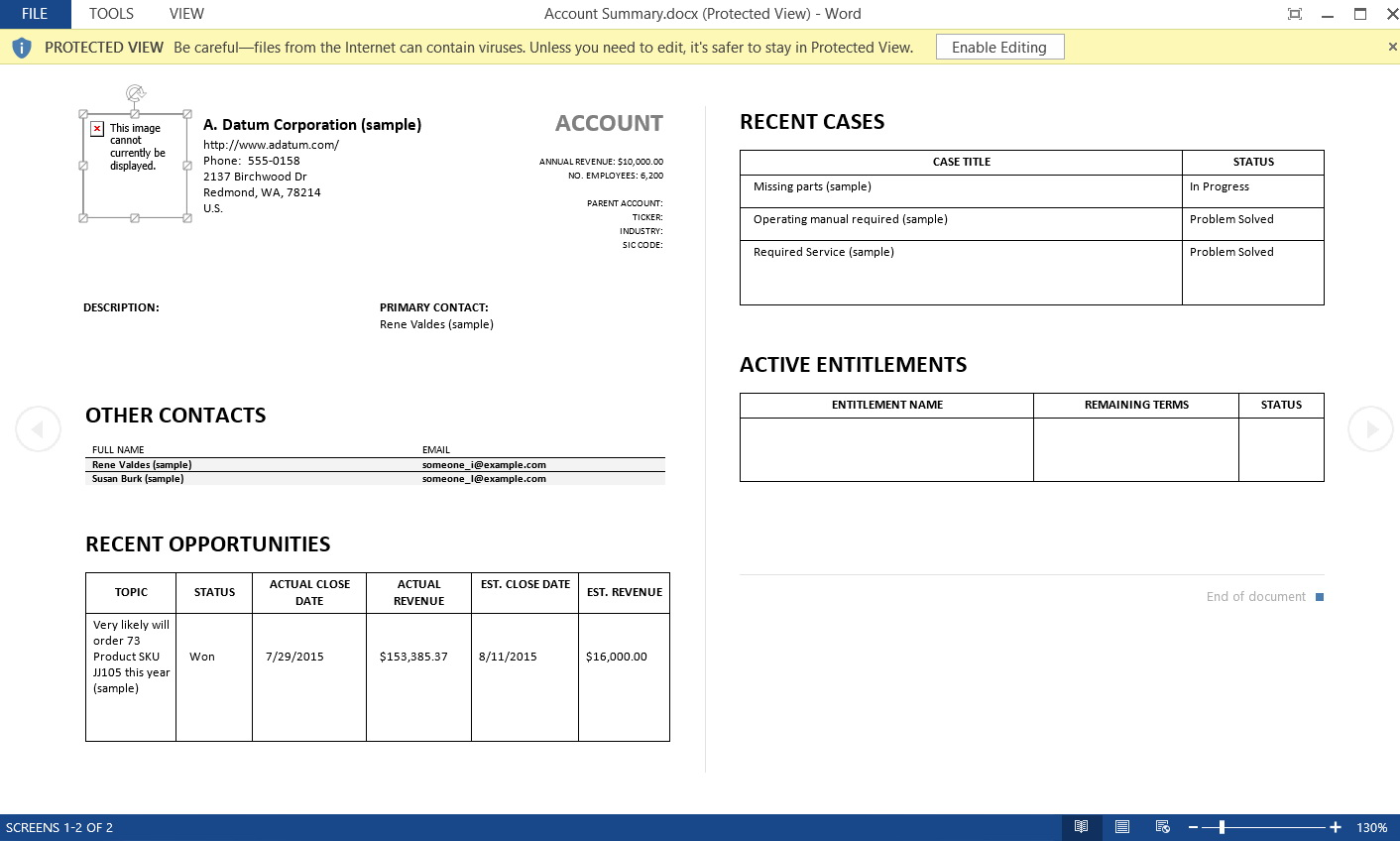 Real Estate Crm Excel Template