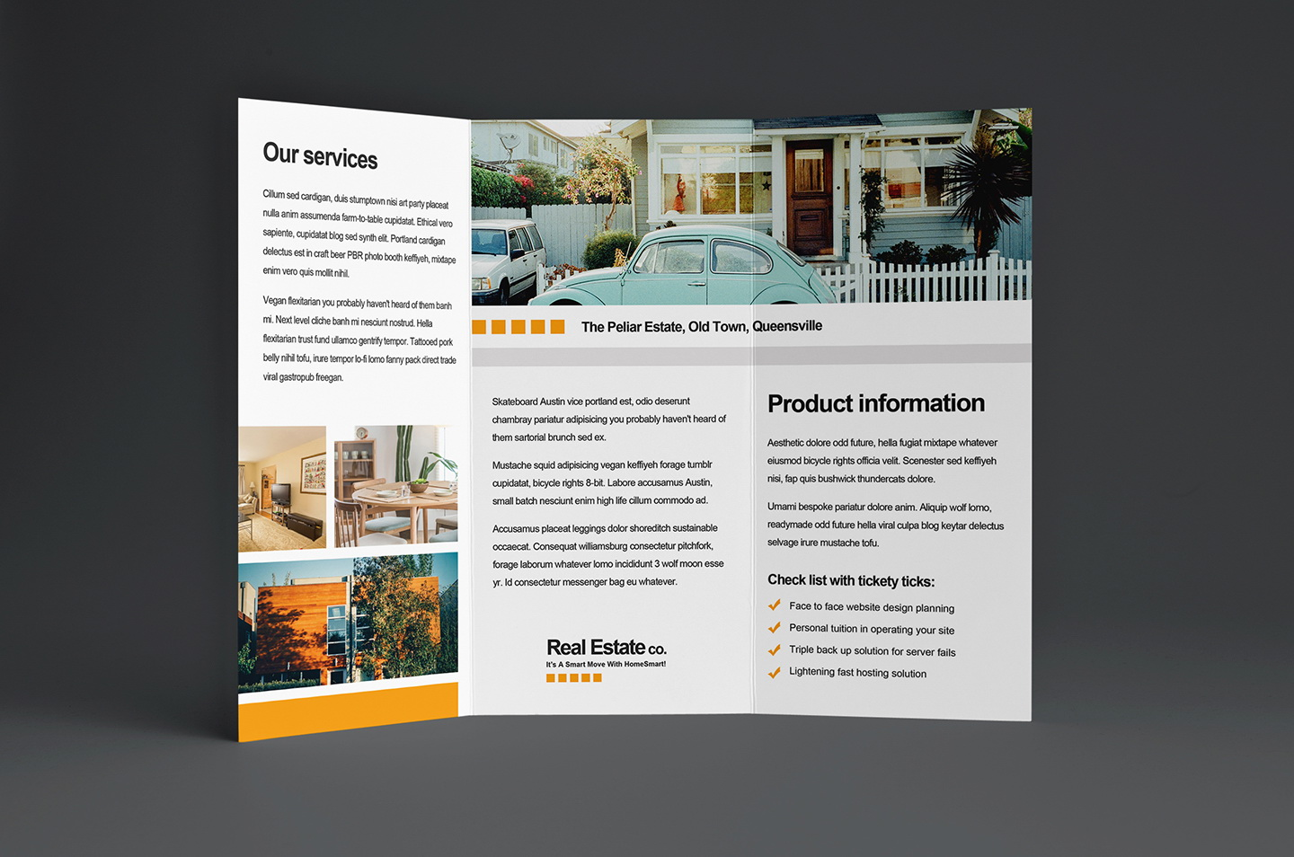 Real Estate Prospectus Template