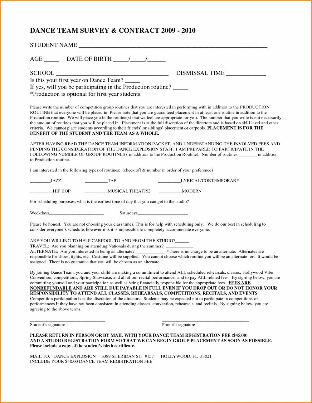 Teaming Agreement Template Free Templates Mji5njc