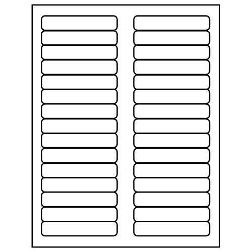 Hanging File Folder Label Template Excel