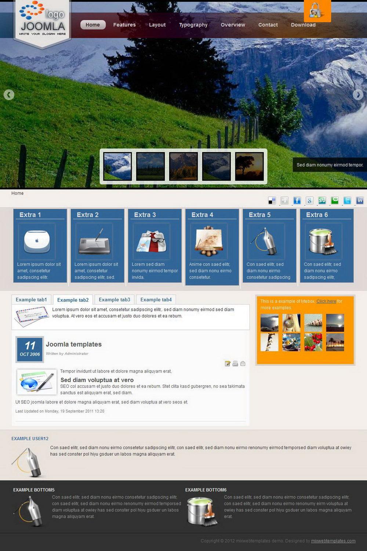 Joomla Template Creator Software