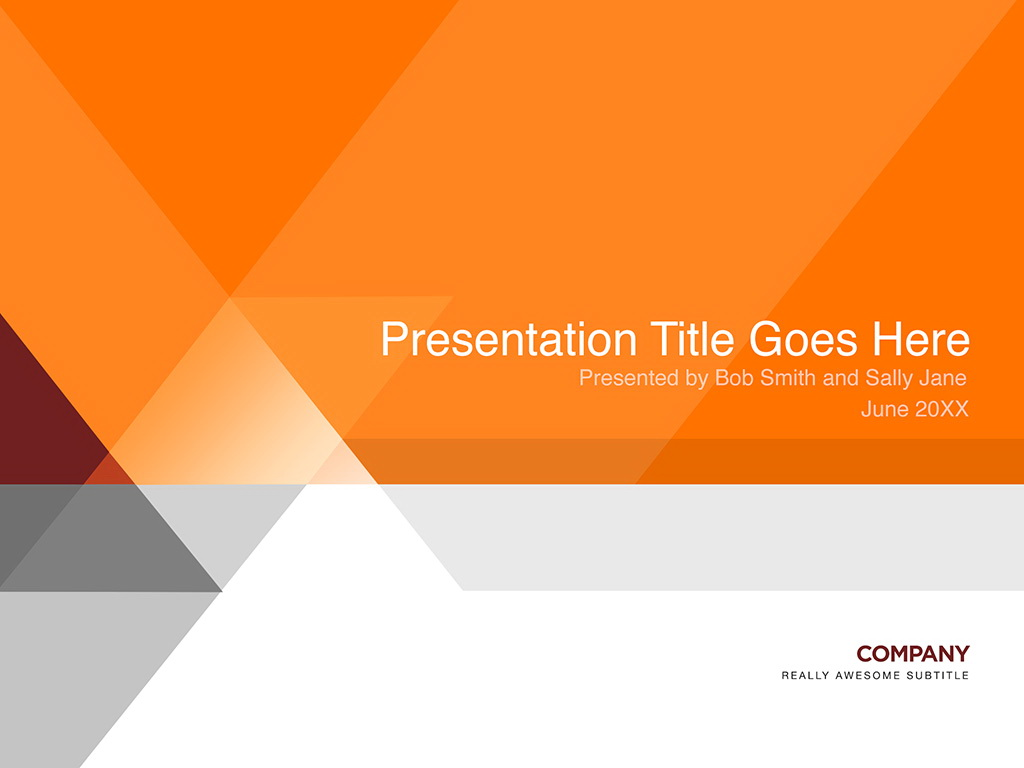 Powerpoint Slides Templates