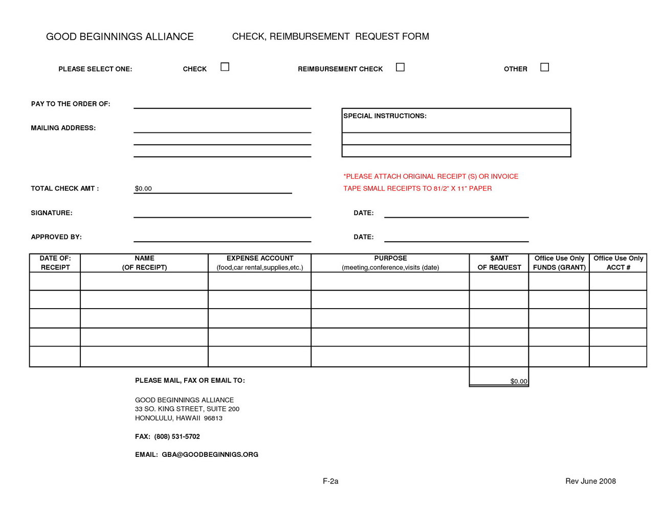 Rental Invoice Template South Africa