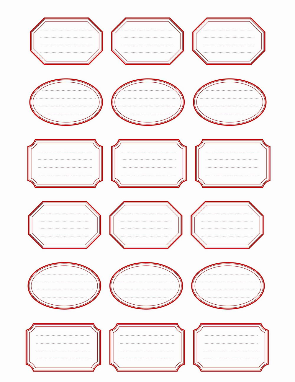 Ring Security Badge Template Free