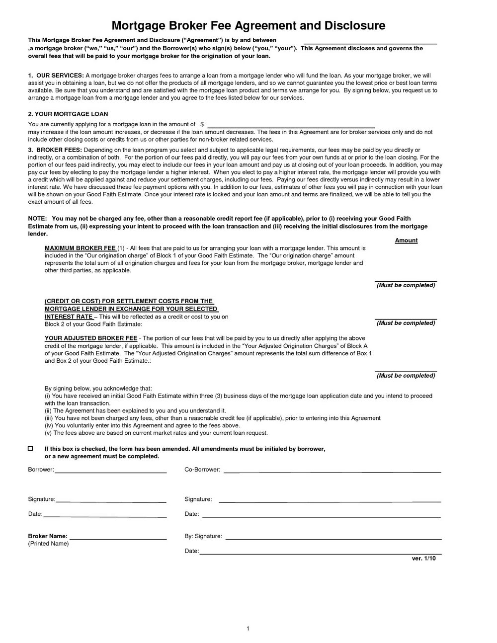 Secured Loan Contract Template Templates 132131 Resume